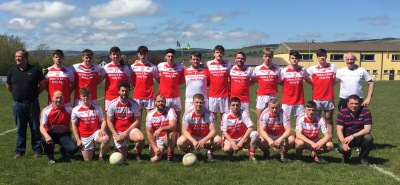 Senior Team Novice Semi Final Winners May 2018 V Ballylongford
