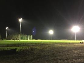 Floodlights Kilgarvan GAA